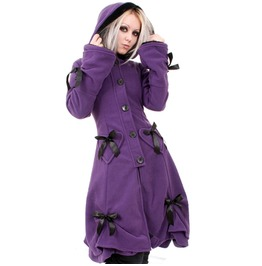Alice Coat Purple Poizen Industries