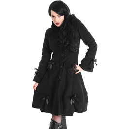 Alice Coat Black Poizen Industries