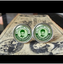 Fight Club Tyler Trust Cuff Links Men,Wedding,Dad