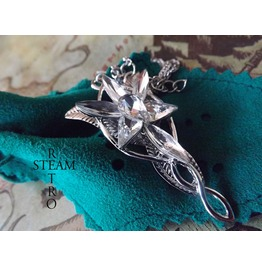 Lord Rings Arwen Evenstar Handmade Pouch