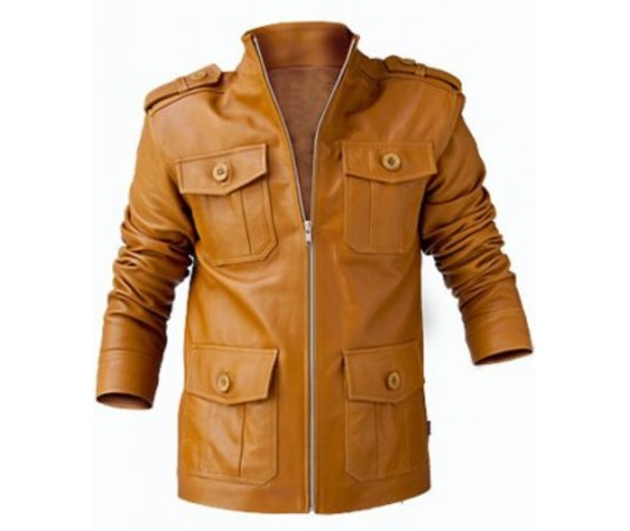 men_light_brown... Leather Jackets For Women Light Brown