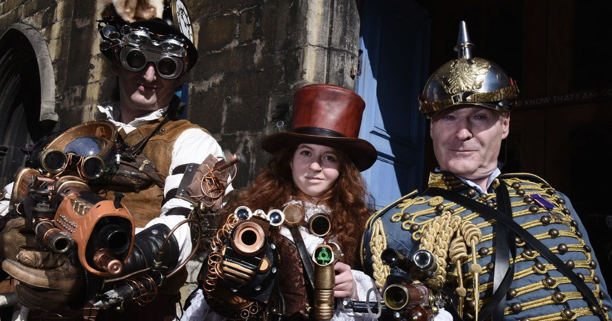 2018 Steampunk Festivals You Won't Wanna Miss