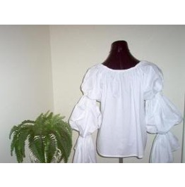 Renaissance Pirate Chemise Shirt Top Colors Avail