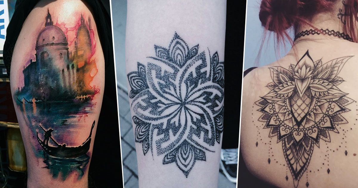 The 6 Must-See Alternative Tattoo Trends Of 2018