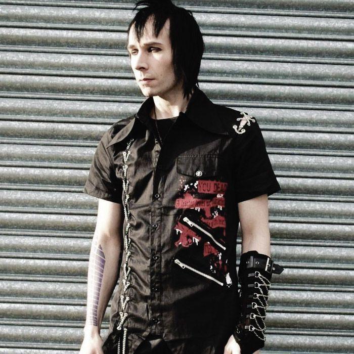Punk Rock Men's Clothing