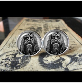 Rob Zombie Cuff Links Men,Weddings,Groomsmen,Groom,Gift