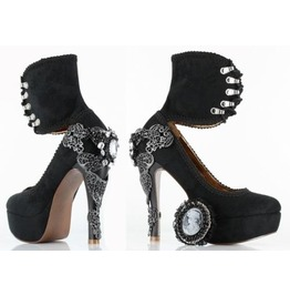 Hades Shoes Ana Bolena Stiletto Platforms