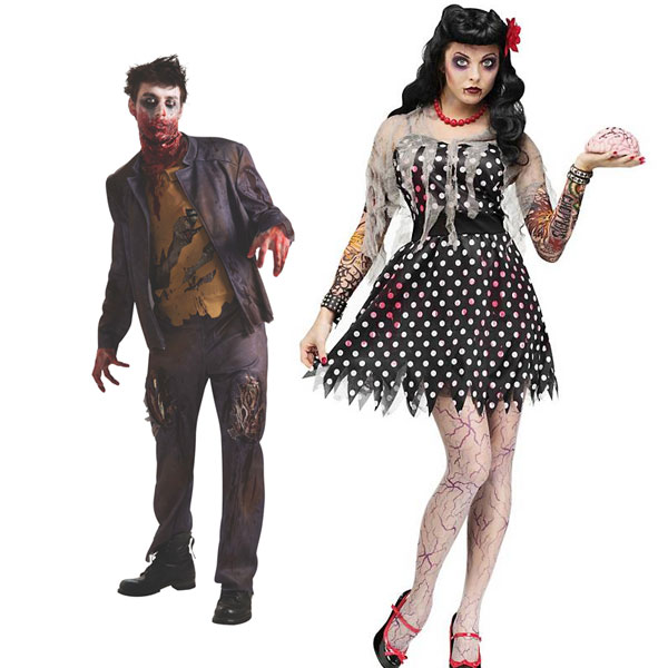 Zombie Inspired Outfits & Clothing | RebelsMarket