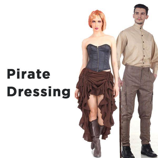 Pirate Dressing