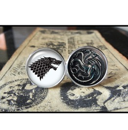 Game Thrones Symbols Cuff Links Men,Weddings