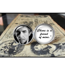 Bob Dylan Quote Cuff Links Men,Weddings,Groomsmen