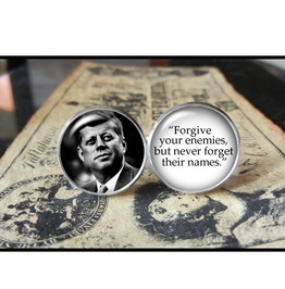 Jfk Quote Cuff Links Men,Weddings,Groomsmen,Grooms