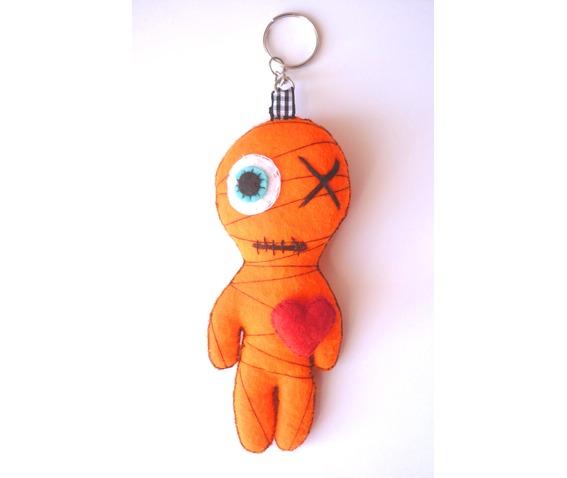 little_yellow_mummy_felt_toy_keychain_doll_toys_5.JPG