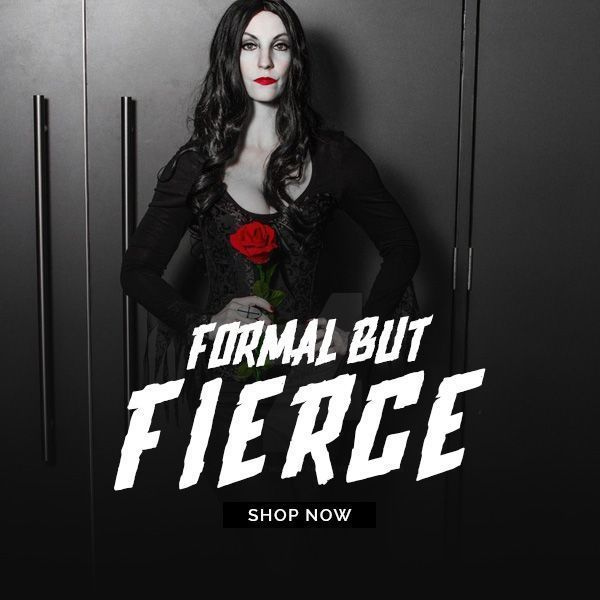Formal, But Fierce!