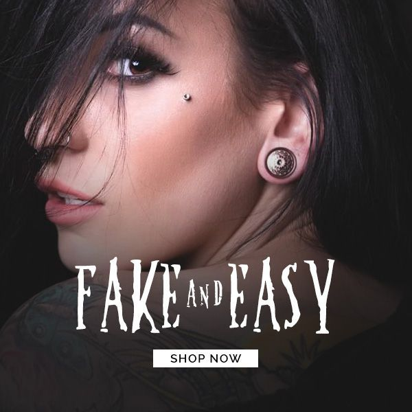 Fake & Easy-Change Body Jewelry