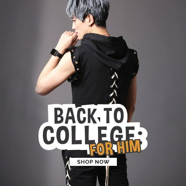 Back To College: For Him