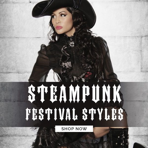 Steampunk festival collection