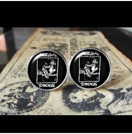 Suicidal Tendencies Skater Cuff Links Men,Weddings,Gift