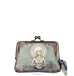 Messenger Clasp Purse Mirabelle