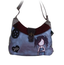 Lost Words Slouchy Bag Gorjuss