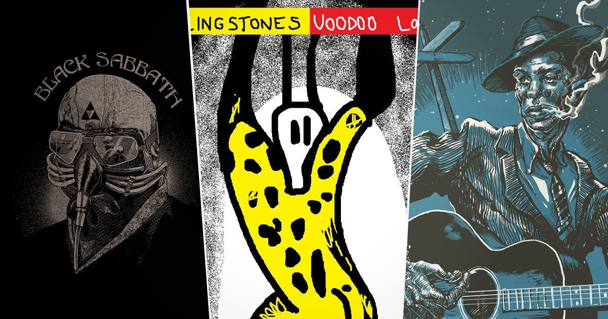 A Long and Enduring Romance: A Look at Rock's Fascination with the Occult