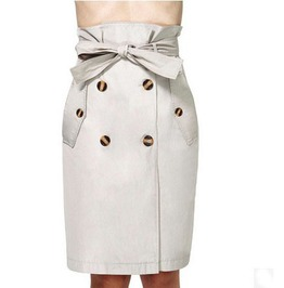 Office Lady Style Women Skirt