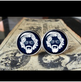 Big Lebowski Dude 3 Cuff Links Men,Weddings,Gifts,Groom