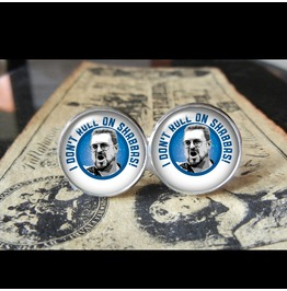 Big Lebowski Walter Cuff Links Men,Weddings,Gifts,Groom