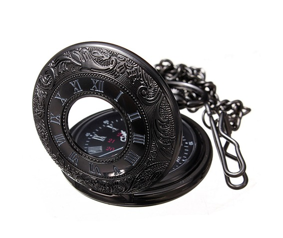 black_engraved_mens_pop_open_quartz_pocket_watch_watches_6.JPG