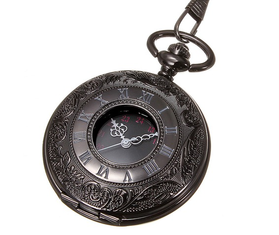 black_engraved_mens_pop_open_quartz_pocket_watch_watches_3.JPG