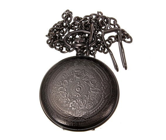 black_engraved_mens_pop_open_quartz_pocket_watch_watches_2.JPG