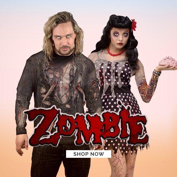 Zombies/Walking Dead