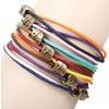 Retro style rope bracelet different themes bracelets and wristbands 2