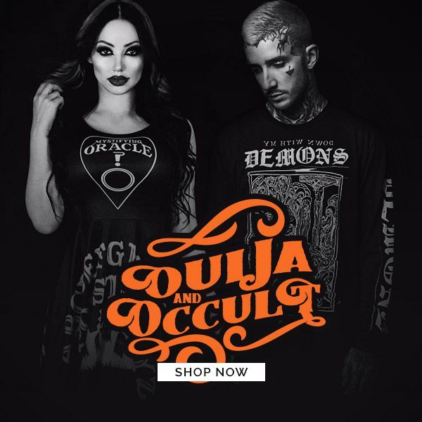 Occult and Ouija Outfits