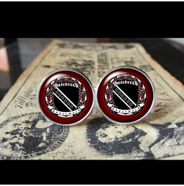 Hatebreed Supremecy Album Cover Cuff Links Men,Weddings,Groomsmen,Grooms,Gifts,Dads,Boyfriends
