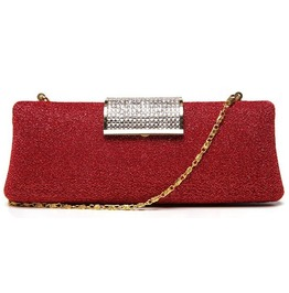 Elegant Long Shape Evening Handbag