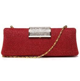 Elegant Long Shape Evening Handbag
