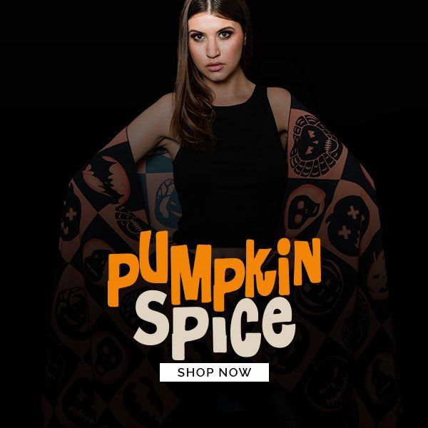 Pumpkin Spice (And All Things Nice)