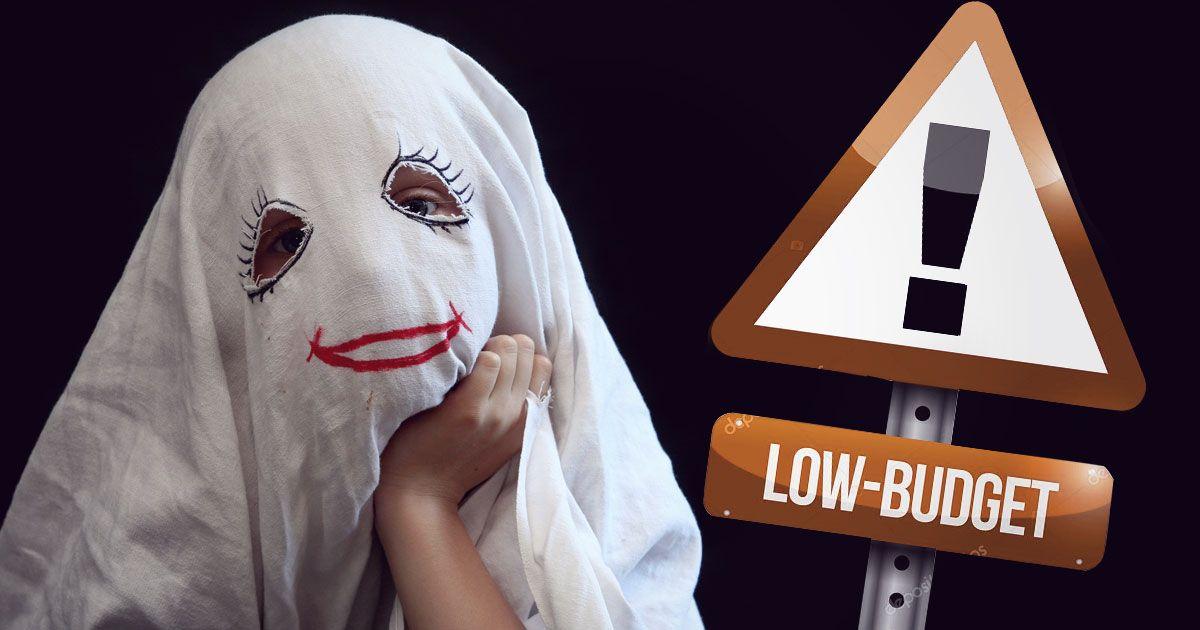 Low-Budget Halloween Costume Ideas