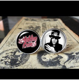 Motley Crue Logo Mick Mars Band Cuff Links Men,Weddings,Gifts,Groomsmen,Groom,Dads,Gifts