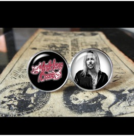 Motley Crue Logo Vince Neil Band Cuff Links Men,Weddings,Gifts,Groomsmen,Groom,Dads,Gifts