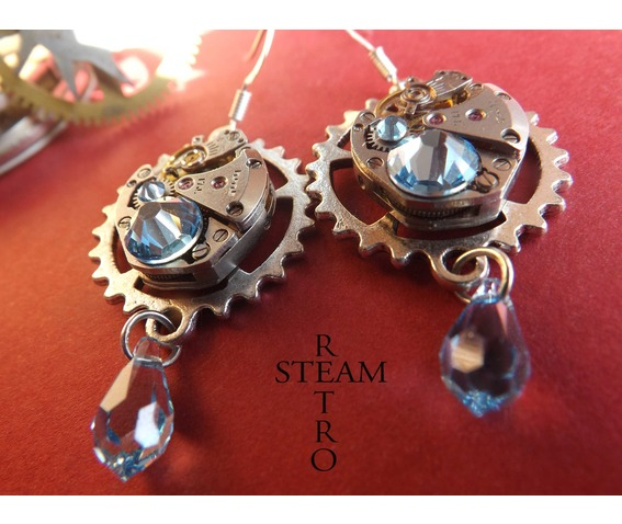 vintage_watch_movement_aquamarine_swarovski_steampunk_earrings_steampunk_jewelery_earrings_5.jpg