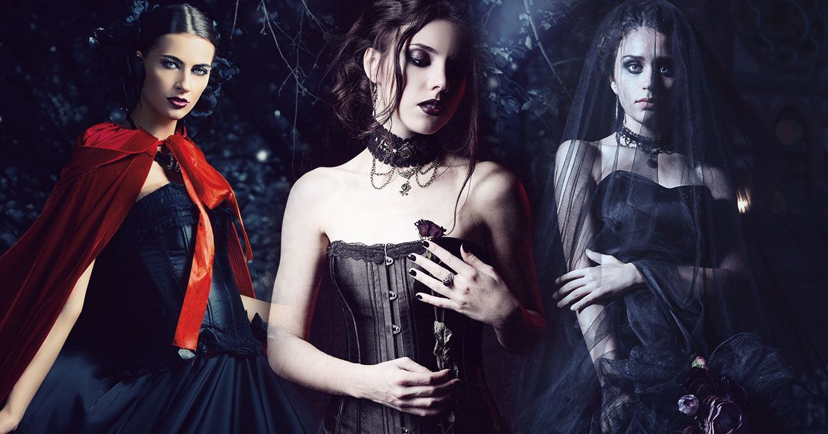 Corset a style staple for halloween and beyond