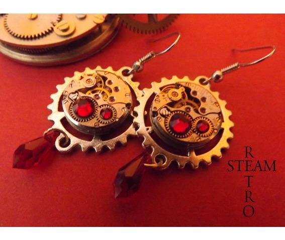 vintage_watch_movement_blood_red_swarovski_steampunk_earrings_steampunk_jewelery_earrings_4.jpg