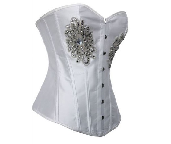 vintage_rhinestones_decorated_strapless_silvery_corset_bustiers_and_corsets_4.JPG