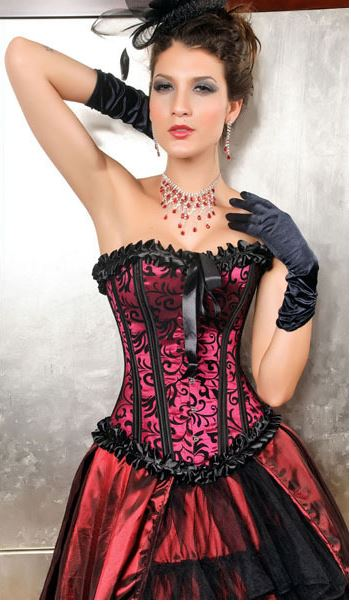brocade_front_buttons_red_corset_bustiers_and_corsets_5.JPG