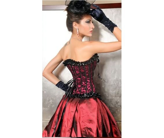 brocade_front_buttons_red_corset_bustiers_and_corsets_4.JPG