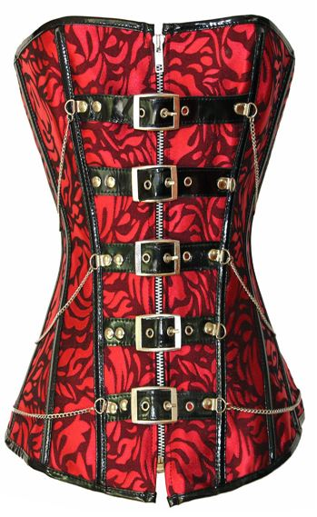 buckle_straps_links_chain_red_corset_bustiers_and_corsets_5.JPG