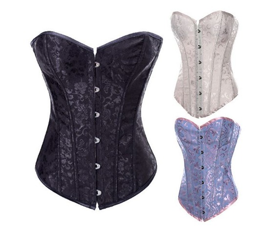 sexy_strapless_floral_bustier_corset_bustiers_and_corsets_5.JPG