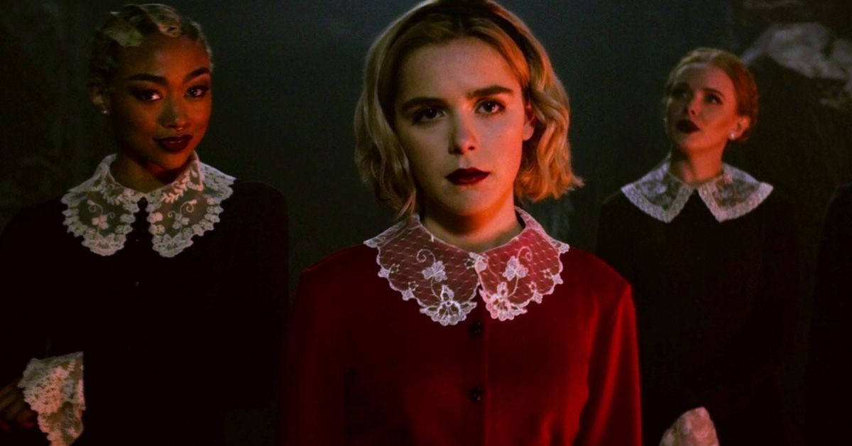 Chilling Adventures Of Sabrina - A Review From A Pagan Point Of View